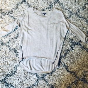 Express Size Zippers Sweater